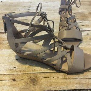 Franco Sarto Brixie sandals. Size 7